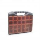 Aufbewahrungsbox aus Kunststoff 300 x 255 x 54 mm