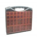 Aufbewahrungsbox aus Kunststoff 400 x 370 x 58 mm