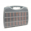 Aufbewahrungsbox aus Kunststoff 480 x 375 x 75 mm