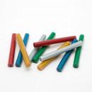 Heetlijm - 11 mm - kleurrijk, glinsterende