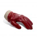 PVC-Strickhandschuhe