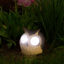 LED solar 'animal' light Owl 3 verschillen