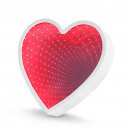 wholesale Consumer Electronics: LED magic mirror - heart shape