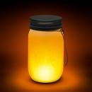 Lampada a LED a batteria con effetto fiamma