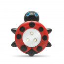 LED-lamp met drukschakelaar Ladybird