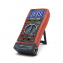 Digitale multimeter met kabeltester