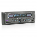MP3 car player with USB - Grey