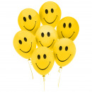 Balloon kit Smiley - 12 pcs