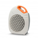wholesale Air Conditioning Units & Ventilators: Multifunctional fan heater white/orange