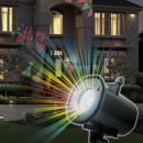 Beweglicher LED-Lichtprojektor 12W