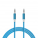 AUX cable - 3,5 mm jack fabric coating