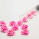 Canon à confettis rose - rose - 40 cm