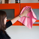 Microfibre universal cleaning towel 300 x 300 mm
