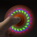 LED fidget spinner MANDALA
