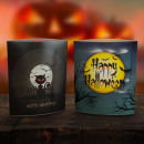 LED table decor halloween - 15 x 16 cm