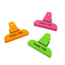 Bag sealing clips 3 pieces