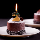 Candle - for cake 2