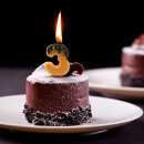 Candle - for cake 3