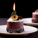 Candle - for cake 6