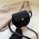 Großhandel Handtaschen: Braune Lederhandtasche T186CZ