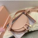 Großhandel Handtaschen: Rosa PU-Lederhandtasche T189R