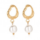 Small earrings earrings K1253