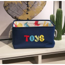 Toy container, storage organizer O