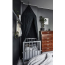 Canopy simple, large, dense, black