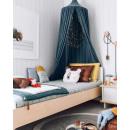 wholesale Bedlinen & Mattresses: Canopy simple, large, dense, turquoise