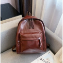 wholesale Bags & Travel accessories: BACKPACK ELEGANT straight PL135BR