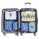 Suitcase organizer, set of 6 sachets KS21WZ5