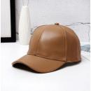 Großhandel Kopfbedeckung:Damen Ledermütze CZ12KAR