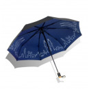 UMBRELLA Paraplu City granaat PAR01WZ31