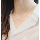 NST951 surgical steel necklace