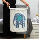 Toy container, elephant laundry bag OR2