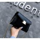 Handbag made of eco-leather kidney T191CZ