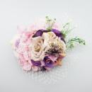 wholesale Curtains & Drapery: TOCZEK WOALKA MODERN FLOWERS PINK T00R