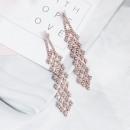groothandel Sieraden & horloges: Hangende oorbellen met KSL72-kristallen