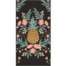 towel beach rectangular 170x90 Pineapple REC46WZ3