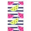 groothandel Bad- & handdoeken: handdoek strand rechthoekig klein 150x70 kleuren A