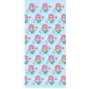 towel rectangular small beach 150x70 Mermaids RE