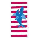 towel beach rectangular small 150x70 Shark REC4