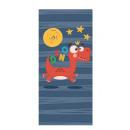 towel beach rectangular small 150x70 Dino REC47
