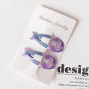 wholesale Drugstore & Beauty: Sweet hair clips colored SP99WZ1