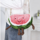 wholesale Bags & Travel accessories: WOMEN'S BAG Watermelon plush WATERMELLON T212A
