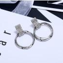 mayorista Joyas y relojes: Pendientes de plata K1462S
