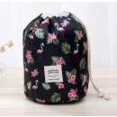 Großhandel Reiseartikel: Kosmetikerin Organizer Tasche Flamingos KS23WZ9