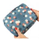 wholesale Travel Accessories: WOMAN LADIES BLUE WITH FLOWERS KS10WZ4