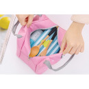 Thermal bag for carrying LUNCH BOX food