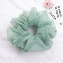 Elastic hair band tulle XXL GUM26M
